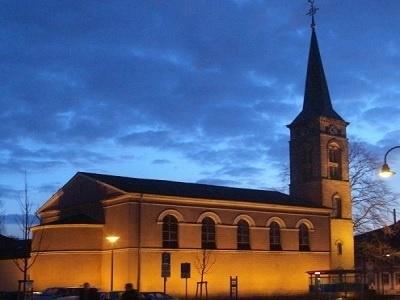 Ökumenischer Hoffnungsgottesdienst in der Stadtkirche. Foto: EVKS