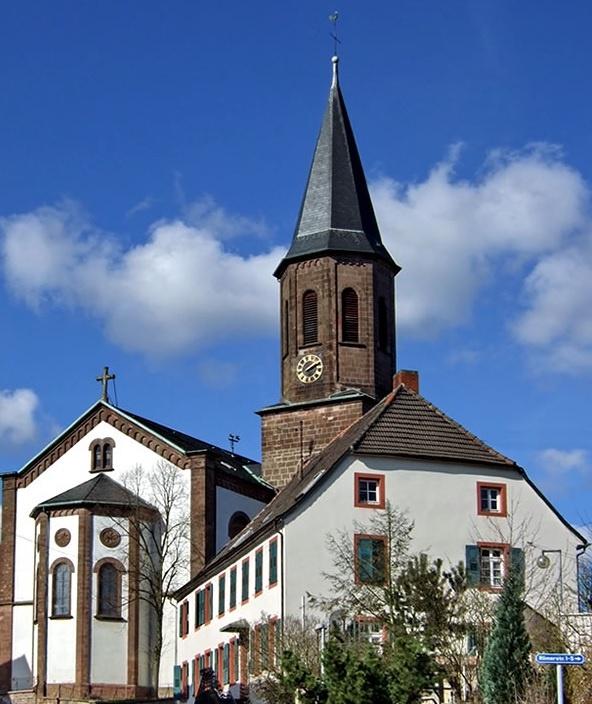 Kirche Wiebelskirchen
