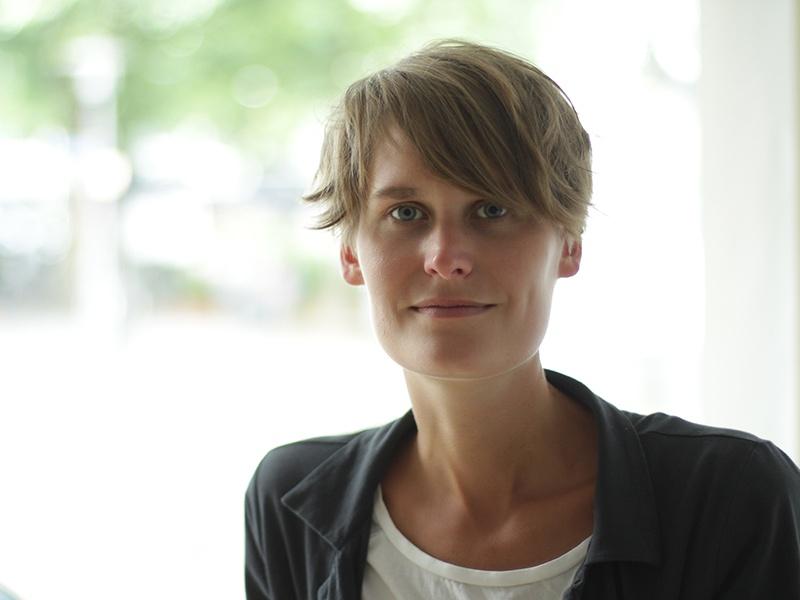Rebecca John Klug ist Landespfarrerin für das Projekt 'Gemeindeformen/ Erprobungsräume'. Foto Alex Felder.