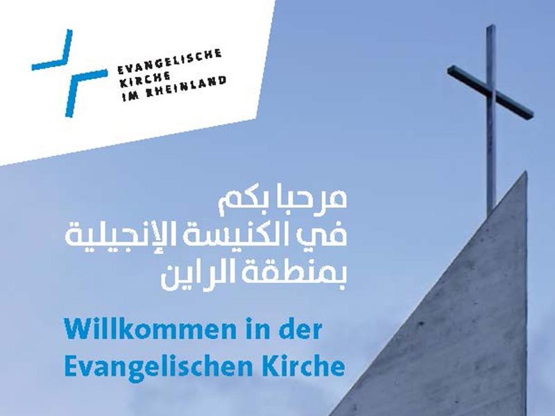 Rheinische Kirche gibt Kirchenführer in mehreren Sprachen heraus
