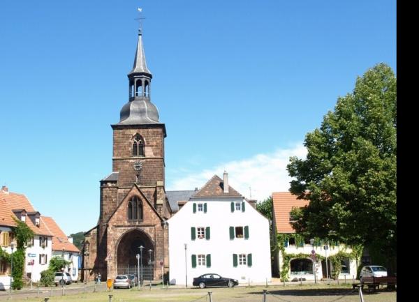 Orgelmatinée mit Jürgen Wolf in der Stiftskirche. Foto: EVKS