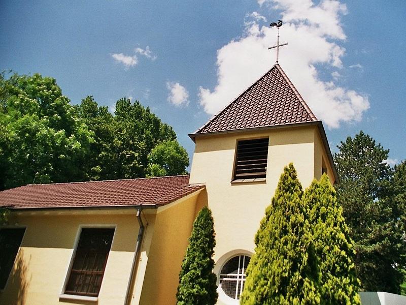 Kirche Lorenzberg