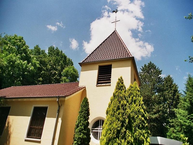 Kirche Schafbrücke-Lorenzberg