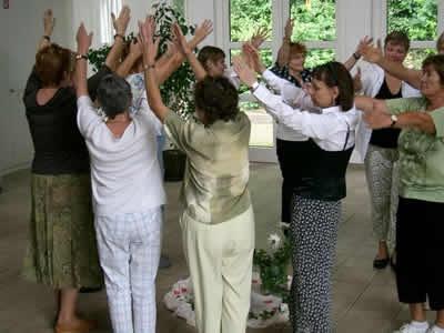 Lenk deinen Schritt engelwärts: Tanzabend im Advent