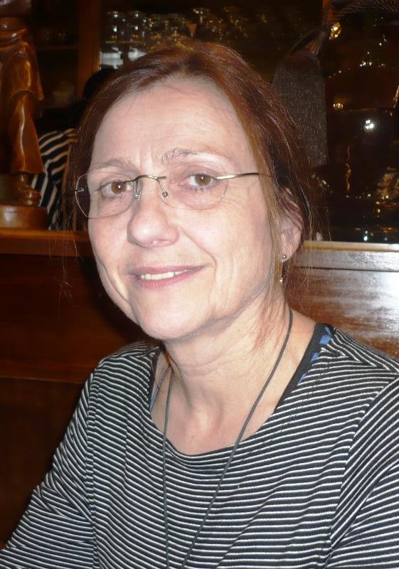 Iris Jochum ist Prädikantin in der Kirchengemeinde Uchtelfangen.