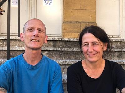 Lutz Gillmann und Claudia Kemmerer (Foto: privat)