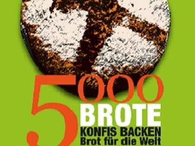 Auch in diesem Jahr Aktion '5000 Brote'