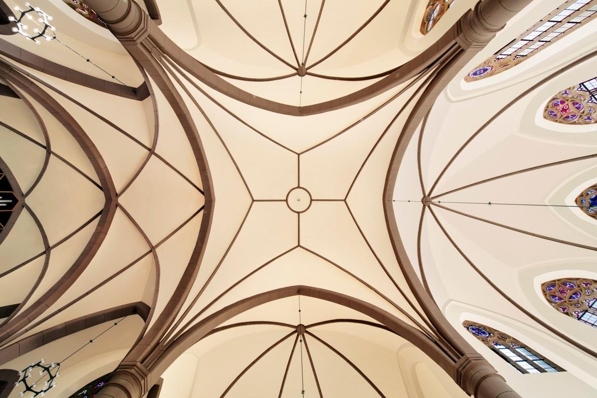 Himmelsgewölbe in Neunkirchen