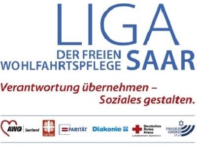 Neue Homepage der LIGA der freien Wohlfahrtspflege Saar: Informationen über sozialpolitische Positionen