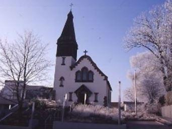 Kirche Lebach