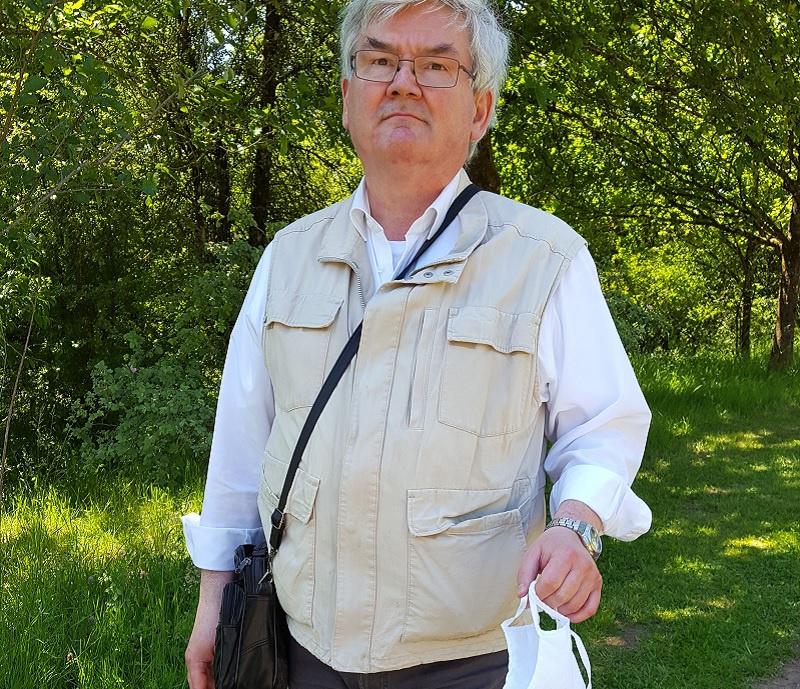Pfarrer Ralf Maier ist der saarländische Synodalbeauftrage für die Gehörlosenseelsorge