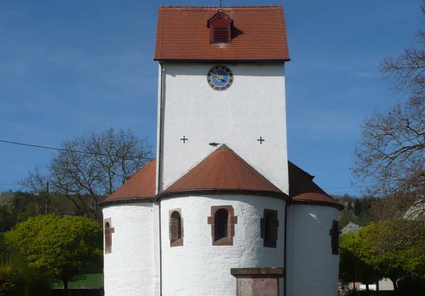 Jetzt Abstimmen für die Stephanuskirche in Böckweiler als Kirche des Jahres 2020. Foto: EVKS