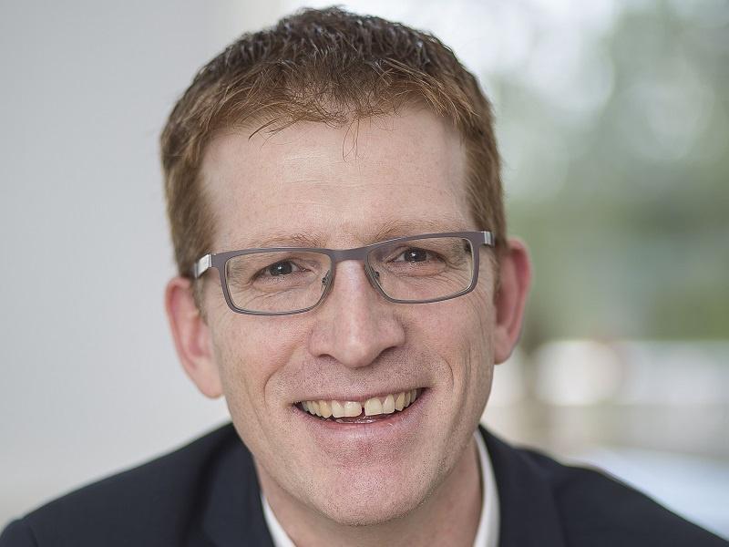 Hansjörg Kopp, der neue Vorsitzende der aej Bund, kommt vom CVJM