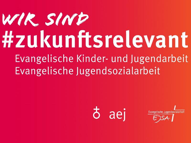 aej Bund und BAG EJSA starten Kampagne zur Bedeutung der Kinder- und Jugendarbeit