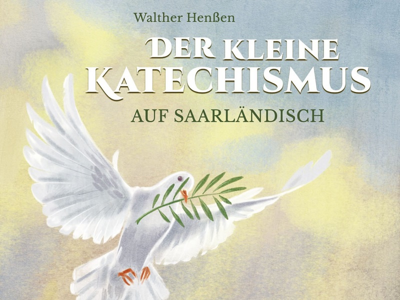 HEUTE ABEND: Buchvorstellung Katechismus auf Saarländisch