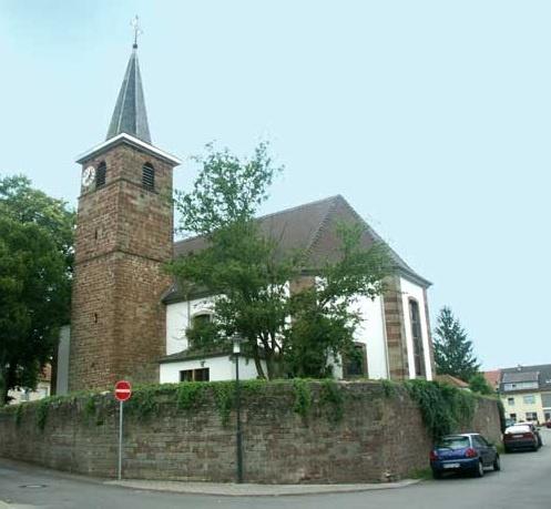 Evangelische Kirchengemeinde Obere Saar