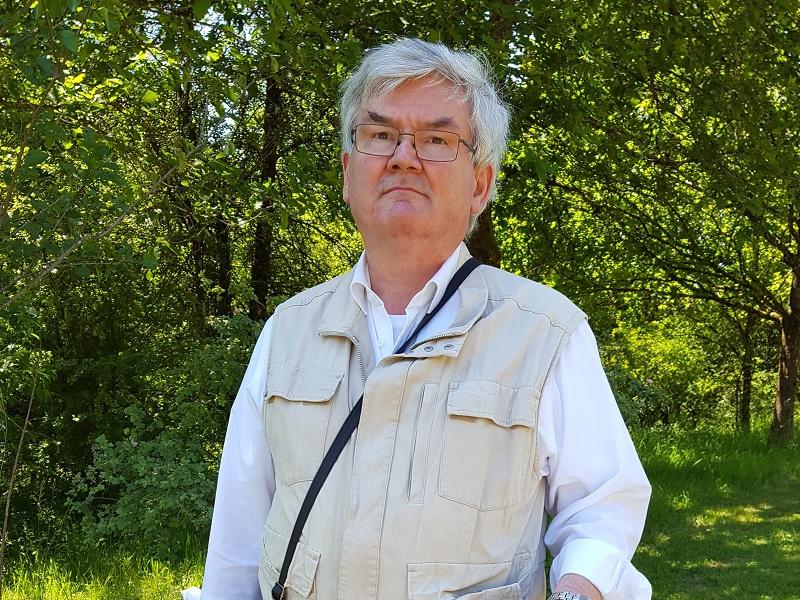 Pfarrer Ralf Maier ist der saarländische Synodalbeauftrage für die Gehörlosenseelsorge, Foto: privat