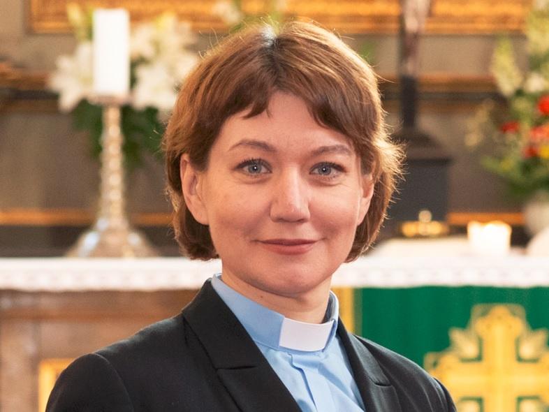 Anne Burghardt, Foto Lutherischer Weltbund/Erik Peinar