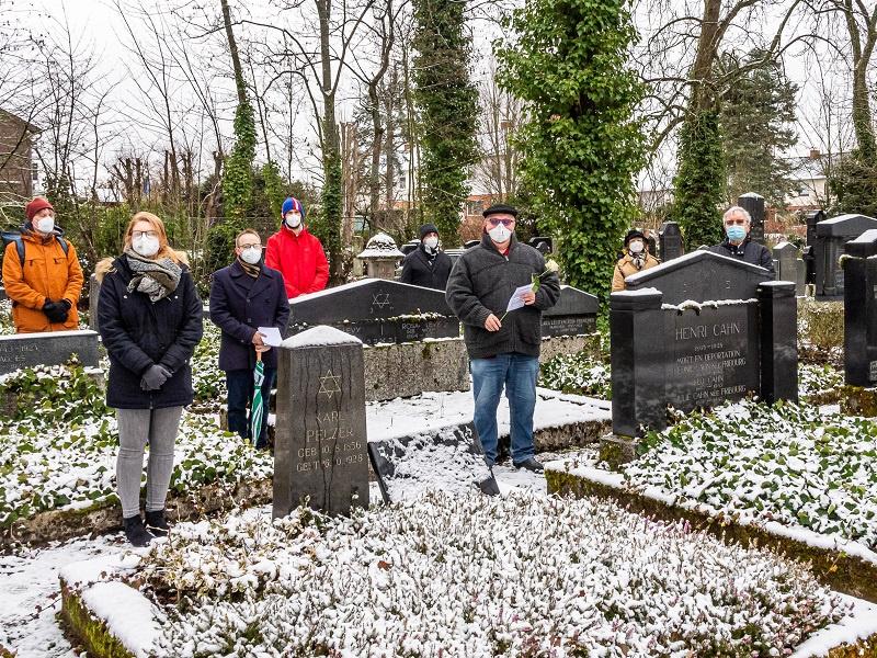 Christen in Saarlouis gedenken Opfern des Nationalsozialismus