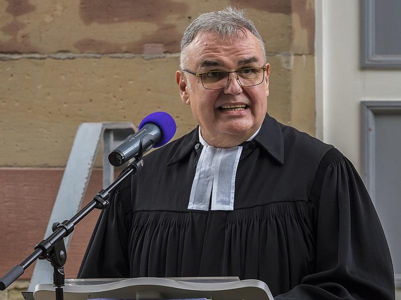 Michael Diener, Fotos: Ev. Gesamtkirchengemeinde Saarbrücken-Ost/Werner Johann