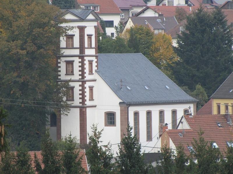 Kirche Niederlinxweiler