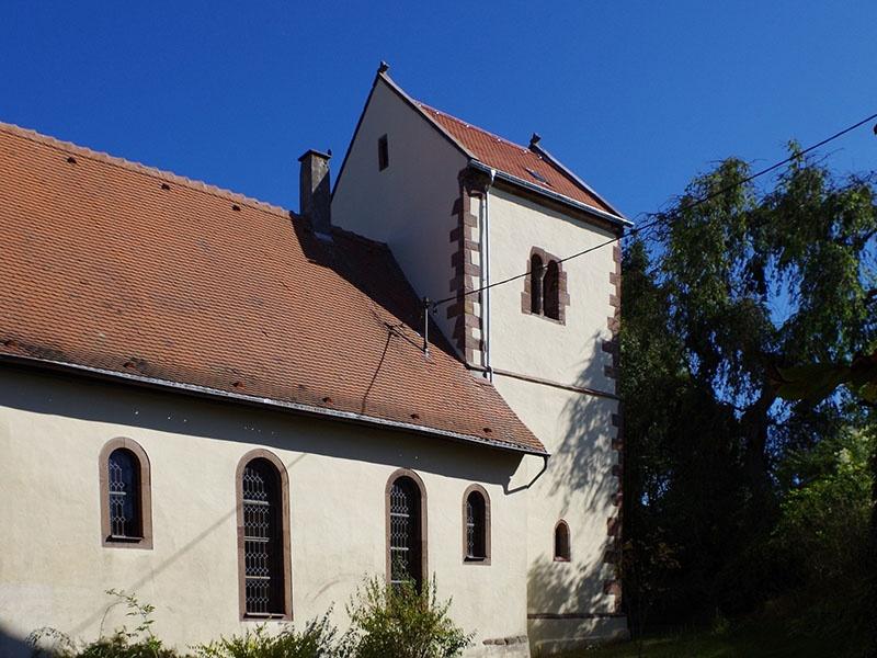 Evangelische Kirchengemeinde Dörrenbach