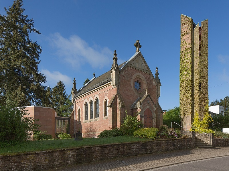 Instrumentalmusik und Gesang in der Waderner Kirche. Foto: EVKS
