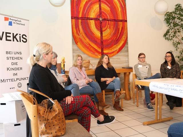 """Projektstart """"Gute Arbeit. Diakonie."""": Der Verbund evangelischer Kindertageseinrichtungen nimmt die Digitalisierung in Kitas und die Führungskompetenz seines Leitungspersonals unter die Lupe."""
