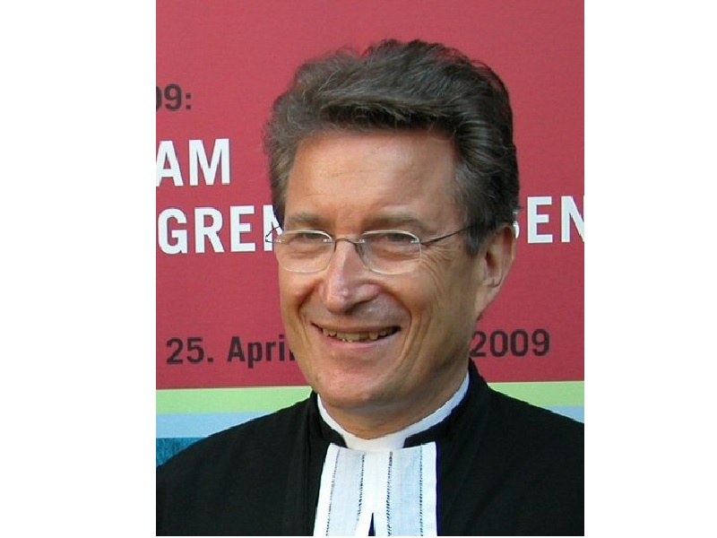 Wolfgang Huber, Foto: Bischöfliche Pressestelle Hildesheim (bph)