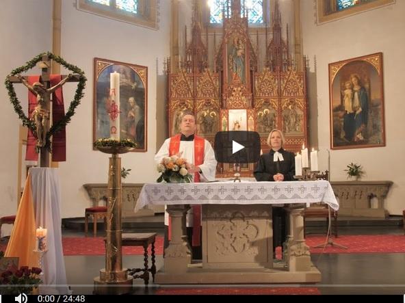 Ökumenische Andacht zu Pfingstmontag aus Marpingen