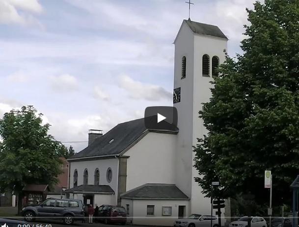 Gottesdienst zu Erntedank aus Leitersweiler