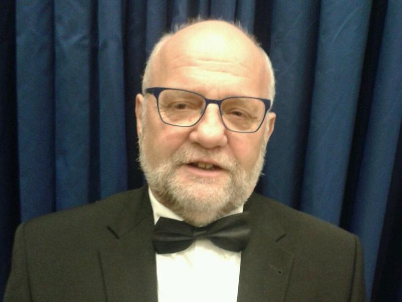 Posaunenchorleiter Heinz Seger, Foto: privat