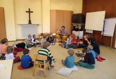 Kindergottesdienst St. Wendel