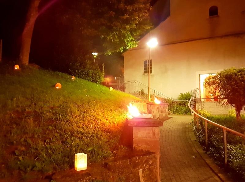 Wundervolle 'Nacht der Kirche' in Dirmingen