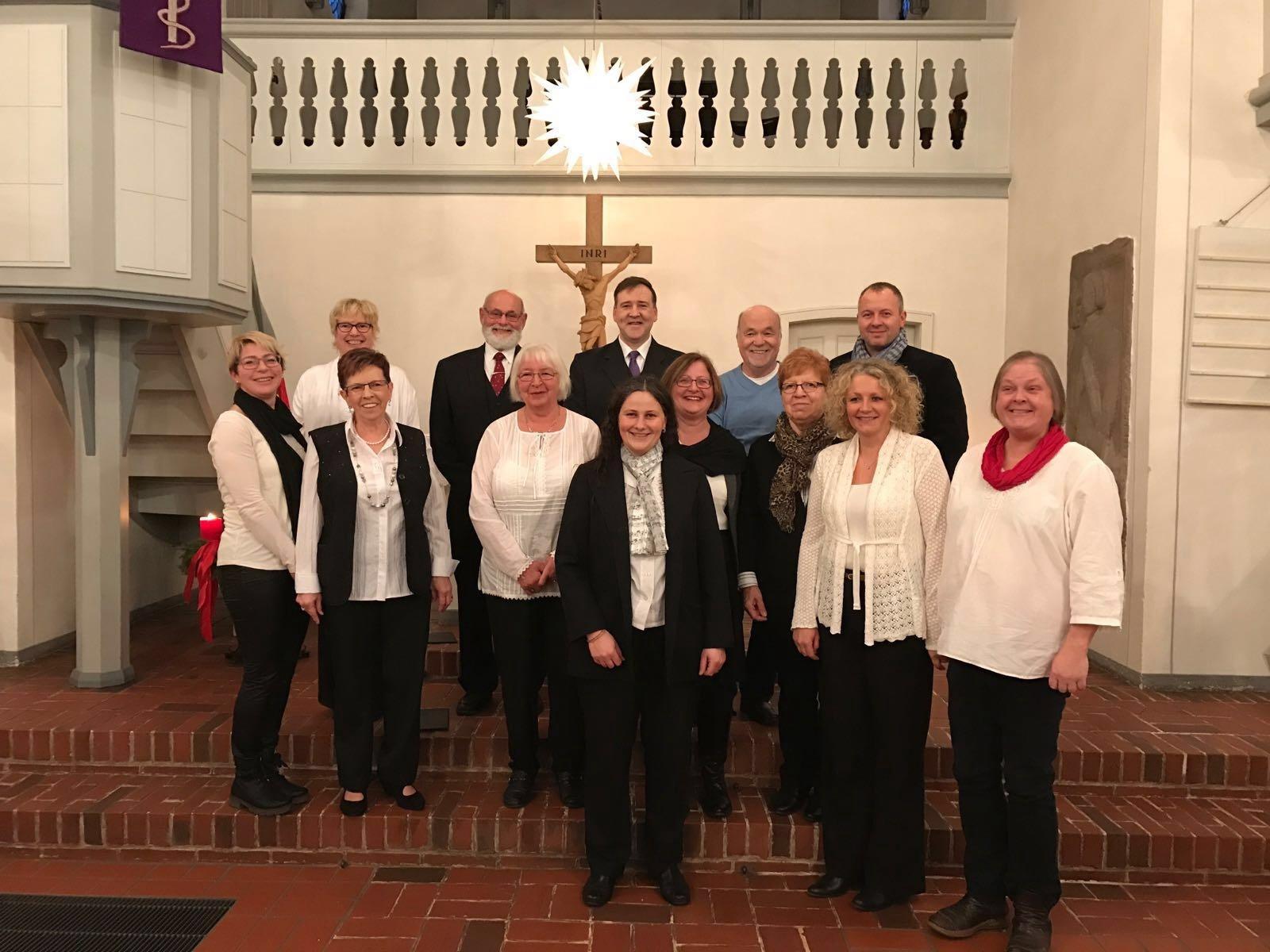 Evangelischer Kirchenchor Dirmingen