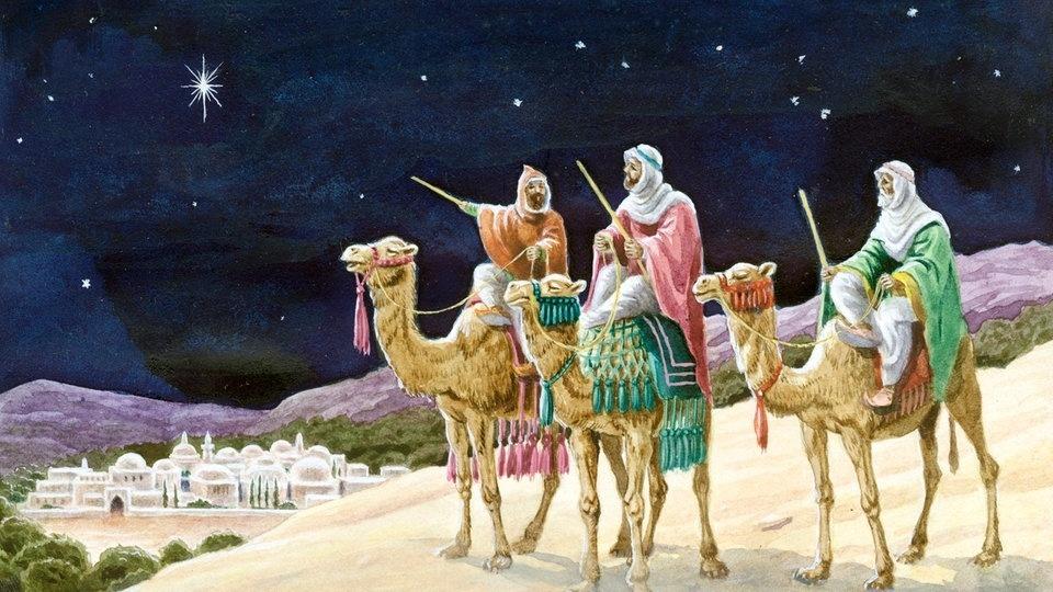 Mit besonderen Gottesdiensten über's neue Jahr bis hin zu Epiphanias