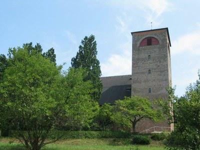 Zeichen der Ökumene in der katholischen Pfarrkirche Dirmingen