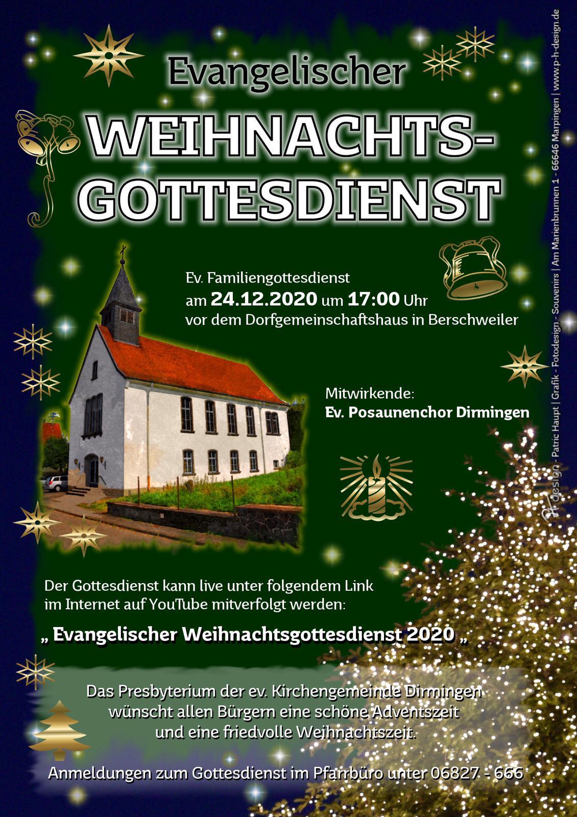 Gemeinsam in der Ökumene feiern - Wir wünschen frohe Weihnachten
