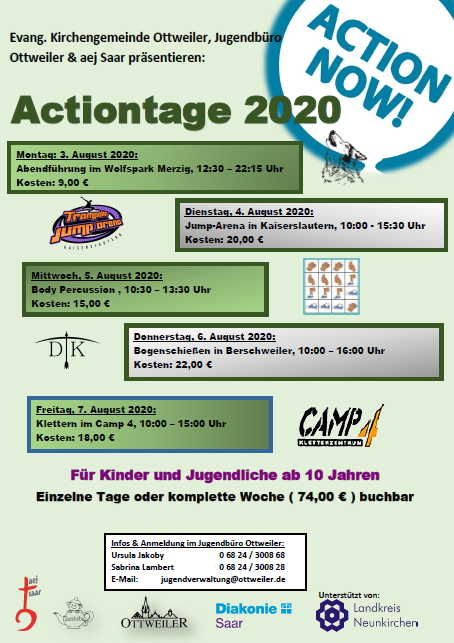 Actiontage 2020
