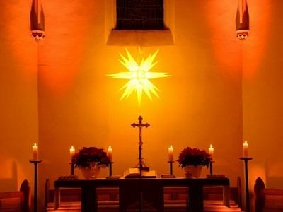 Einkehr im Advent – Adventsandachten bei Kerzenschein in Riegelsberg