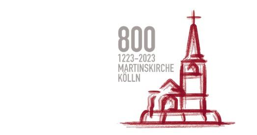 800 Jahre Martinskirche
