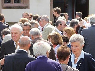 Presbyteriumswahl in Kölln ein großer Erfolg
