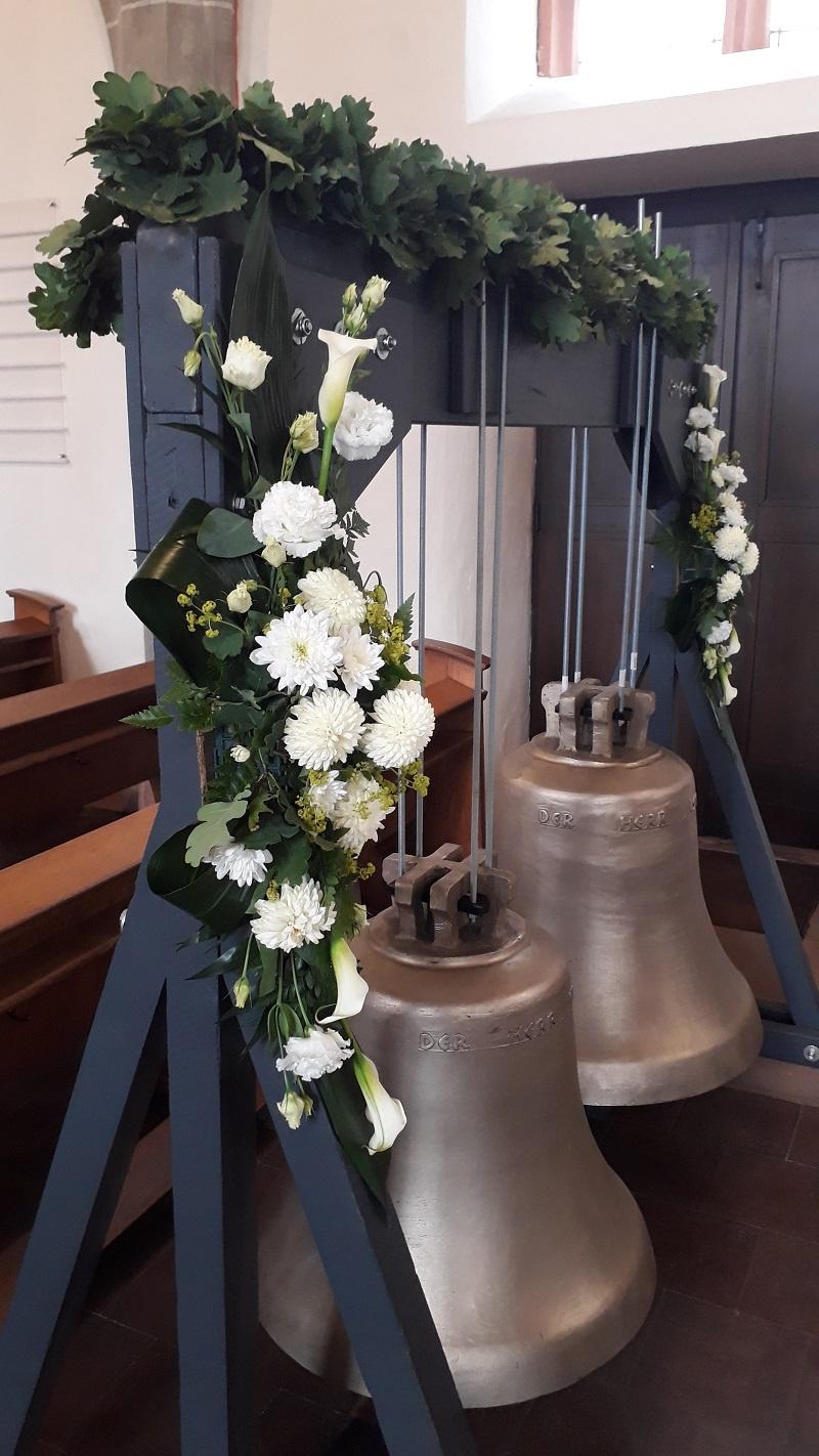 Die neuen Glocken, Foto: Gerd Kothe