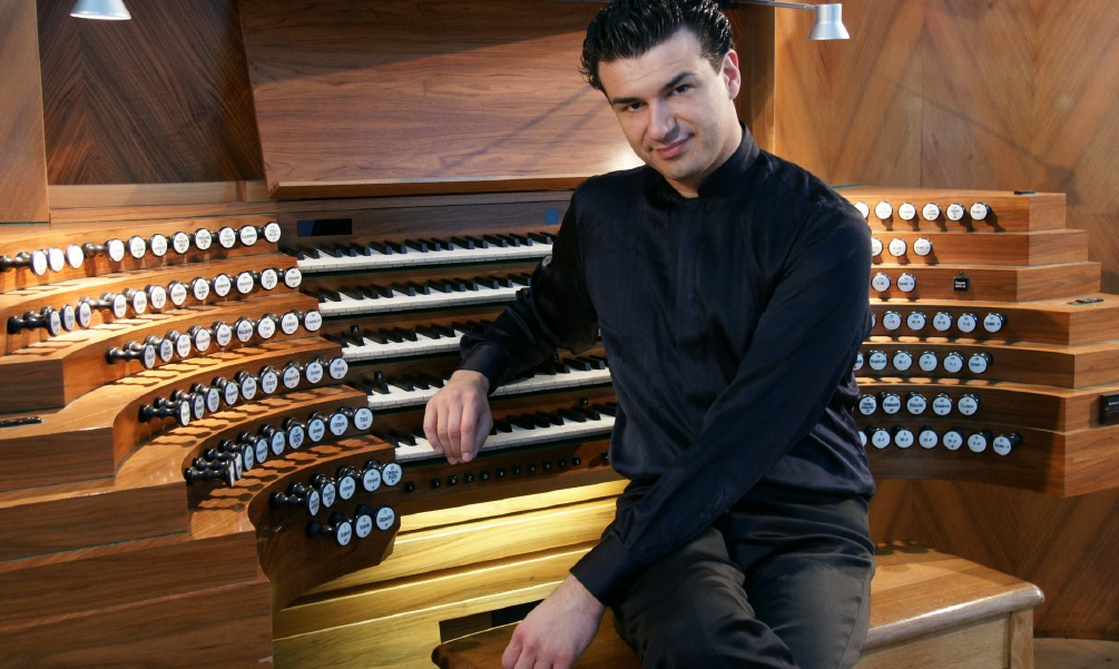 Orgelkonzert mir Paolo Oreni in Köllerbach
