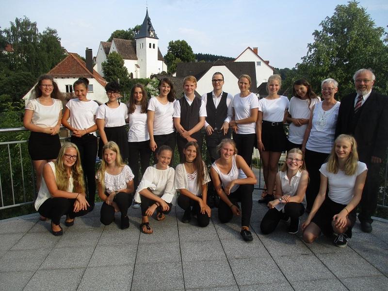 Foto: Kinder- und Jugendkantorei Fürstenwalde
