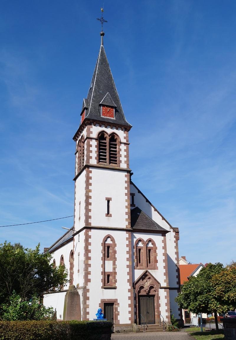 Ev. Kirchen Holz und Wahlschied