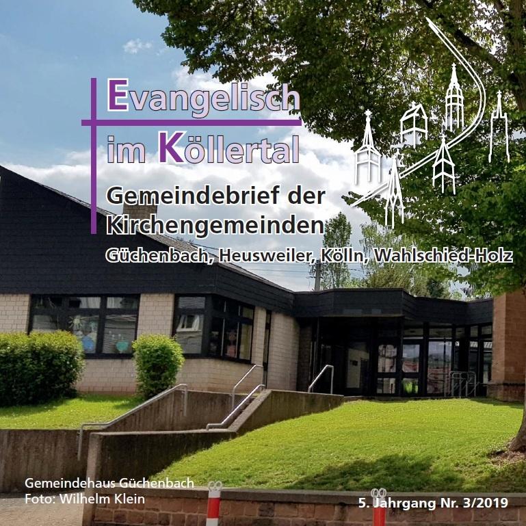 Evangelisch im Köllertal 3/2019