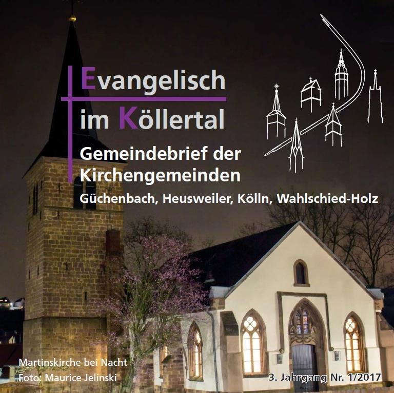 Evangelisch im Köllertal 1/2017