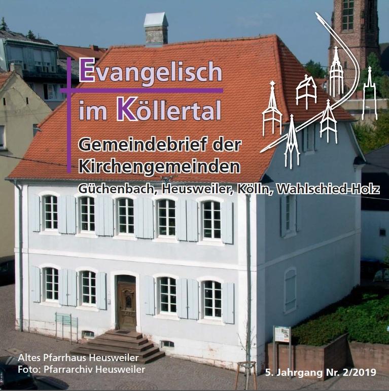 Evangelisch im Köllertal 2/2019