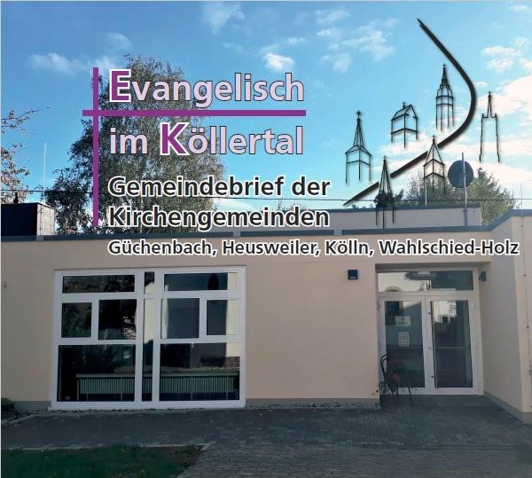 Evangelisch im Köllertal 1/2020